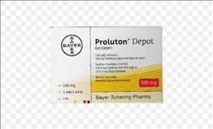 Inyección de caproato de hidroxiprogesterona