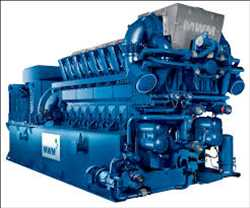 Motor de gas